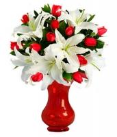 Tulips & Lilies