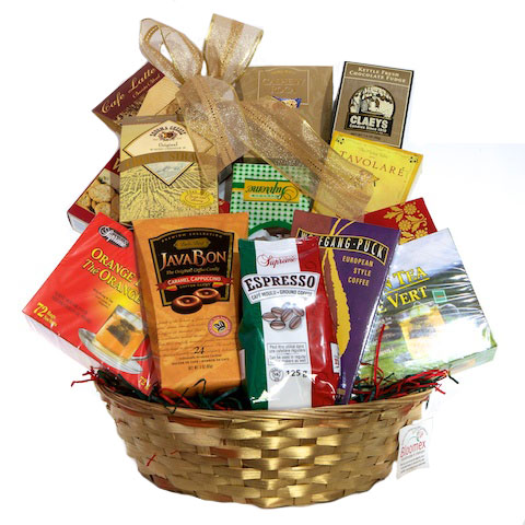 Joy of Java Gift Basket