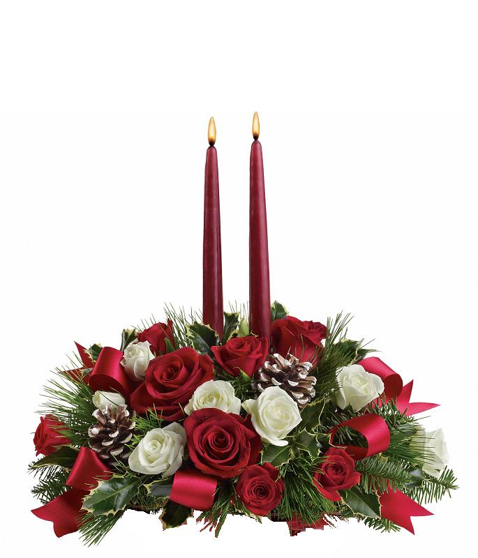 Christmas Tradition Centrepiece