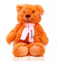 "I ""Care"" Teddy Bear"