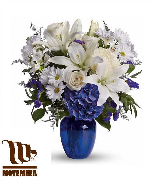 Mo Blue Bouquet