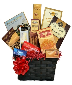 Holiday Gourmet Gift Basket II