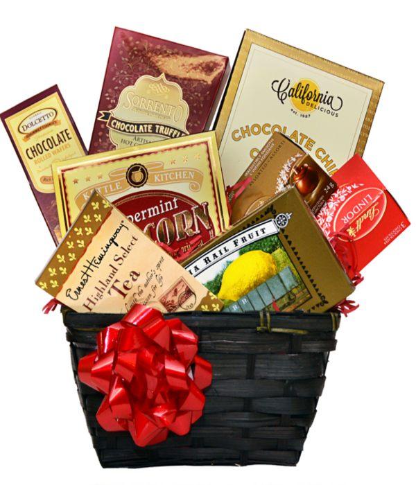 Holiday Gourmet Gift Basket I