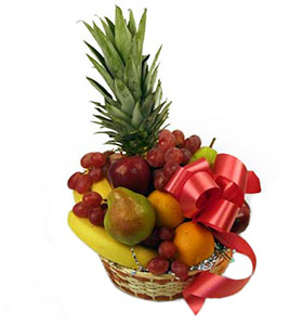 Pineapple Fruit Basket