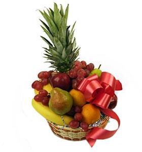 Pineapple Fruit Basket