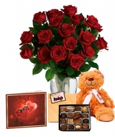 Two Dozen Red Roses Special
