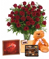 Three Dozen Red Roses Special