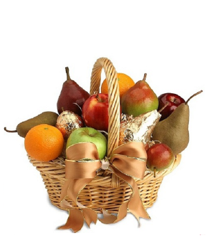 European Sampler Basket