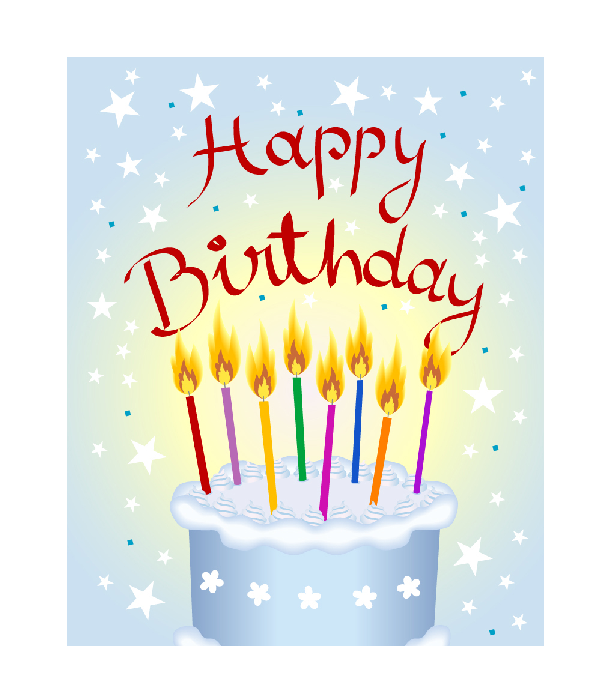 Full Size Birthday Card