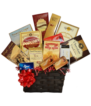 Holiday Gourmet Gift Basket III