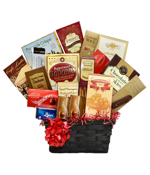 Holiday Gourmet Gift Basket IV