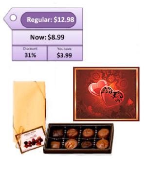 Card & Chocolates