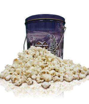 Sea Salt & Cracked Pepper Popcorn