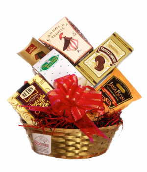 Sweet Memories Gift Basket