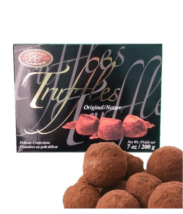 Belgium Truffles