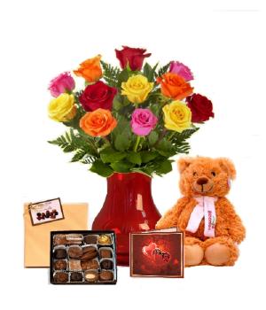 Combo Amor de San Valentín