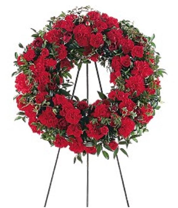 Warm Regards Wreath